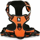 Truelove  Front Range Adjustable  Reflective Padded Dog Harness with Handle