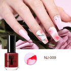 NEE JOLIE 7.5ml Nail Polish Watercolor Ink Blossom Nail Art Varnish