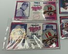 MINNESOTA TWINS HALL OF FAME INDUCTEE PINS - 2002-2006, 2008, 2009 - YOU CHOOSE on Ebay