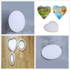 Canvas Oil Painting Boards Round Heart Wood Framed Blank Stretched Art Cotton