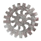 Industrial Wood Gear Home Decor Bar Wheel Decor Ornament Embellishment Craft