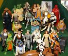 YOU CHOOSE!!  VINTAGE STAR WARS - COMPLETE w/Weapons and Accessories - FREE SHIP $6.99 USD on eBay