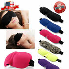 Kyпить Travel 3D Eye Mask Sleep Soft Padded Shade Cover Rest Relax Sleeping Blindfold на еВаy.соm
