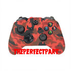 Camo Silicone Rubber Skin Case Gel Cover Grip For Xbox One Wireless Controller
