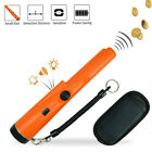 Metal Detector Waterproof Hand Held Automatic Pinpointer Tools Sensitive Tester