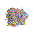 10-50g Polymer Clay Fake Candy Sweet Sugar Sprinkles Decor For Phone Shell new