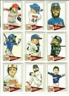 2019 Topps Big League Star Caricature Reproductions You Pick ACUNA OHTANI NOLA +