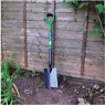 More images of Rust Proof Carbon Steel Head Soft Grip YD Handle Garden Border Spade Shovel uk