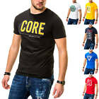 Jack & Jones Herren T-Shirt Print Shirt Kurzarmshirt Short Sleeve Top O-Neck