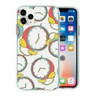 Silicone Phone Case Back Cover Alarm Clock Pattern - S2583