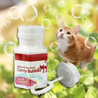 UK Pets Cat Catnip Bubbles Spray Toys Interactive Funny Cat Toys  Bubble