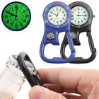 3in1 North Arrow Key Ring Thermometer Outdoor Carabiner Watch Multi functional image