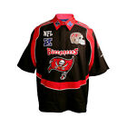 Tampa Bay Buccaneers Mens Big Logo Button-Down NFL Collared Shirt by G-III $29.95 USD on eBay