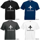 LOCALTIME Watches Commemorative Cotton Short-Sleeve T Shirt, 4 Colours & 8 Sizes