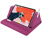 MoKo Tablet Pillow Stand Soft Bed Holder for iPad Pro 11 2020,iPad 10.2 2019/9.7