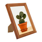 Poster Photo Picture Display Frames Solid Wood Modern Shabby Chic 5 color
