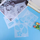 1Pc reusable stencil airbrush painting art DIY craft and scrapbooking stencilBB