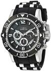 INVICTA 23696 MEN'S PRO DIVER STAINLESS CHRONOGRAPH BLACK WATCH (PRE-OWNED) image