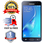 Samsung Phone Galaxy J3 2016-black 8gb Android Mobile Phone |unlocked |sim Free