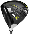 LEFT Handed TaylorMade 2017 M2 D-Type Driver, Yellow HZRDUS
