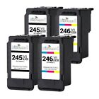 PG-245XL Black & CL-246XL Color Ink For Canon PIXMA iP2820 MG2420 MG2520