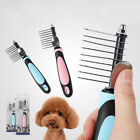Dog Comb Dematting Rake Practical Shedding Remove Puppy Cat Hair Grooming Brush