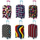 Kyпить S-XL Travel Luggage Suitcase Elastic Cover Spandex Cover Protector Dustproof на еВаy.соm