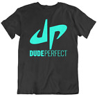 DP Dude Perfect Sports Famous Youtube T Shirt Size Kids - Adult Gift New From US image