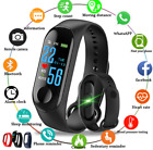 M3 Sport Health Waterproof IP68 Smart Watch Activity Tracker Wrist Band Bracelet