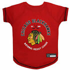 Pets First Chicago Blackhawks Dog T-Shirt $15.39 USD on eBay