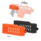 Worker Mod F10555 Extended LiPo Battery Cover Orange 3D Printed for Nerf Stryfe