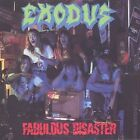 Exodus - Fabulous Disaster (CD Used Very Good)