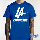 Los Angeles Chargers T-Shirt  LA Chargers shirt tailgate Football graphic tee F8 $14.99 USD on eBay