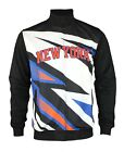 Zipway NBA Men's New York Knicks Motocross Full Zip Jacket on eBay