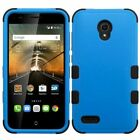 Dual Layer Hybrid Protector Cover Case For Alcatel One Touch Conquest 7046T