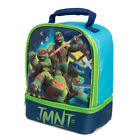 Thermos Kids School Lunch Bag Kit Soft Insulated Food Drink Dual Compartment