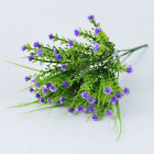 Weeding Artificial flower Bouquet Plastic Fake Decorative Gift Simulation Parts