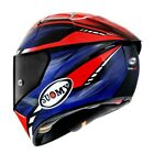 Suomy Helmet SR-GP Casco On Board Blue / Red Fluo