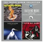Faith No More - The Triple Album Collection 3 CDs Real Thing / Angel Dust / King