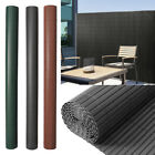 PVC Privacy Screening Fence Patio Balcony Wind Panel Shade Fencing UV Protection