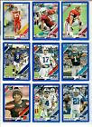 2019 Donruss Football BLUE Photo Variation You Pick BAKER DAK ZEKE RODGERS CAM + on eBay