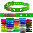Replacement Dog Fence Collar Strap Invisible Fence® MicroLite & Custom Name Tag