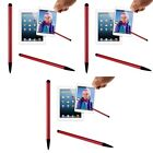 3-PACK Touch Screen Pen Stylus Universal For iPhone iPad Samsung Tablet Phone PC