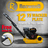 More images of Petrol Wacker Plate Compactor Compaction RocwooD 12 5hp Engine Plus Free Oil