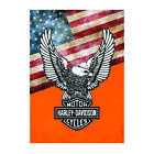 Harley Davidson Metal Sign Garage Tin wall sign Man Cave Motorcycle Motor bike £13.99 GBP on eBay