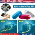 Snore Reducing Aid Electric Mini CPAP Anti Snoring Device for Apnea Stop USA $9.9 USD on eBay