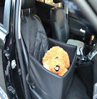 2 In 1 Dual Use Pet Seat Cover Pet Front Car Seat Cushion Mat Front Seat Cover