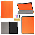 Thin Leather Stand Protective Case Cover For Huawei Mediapad T3 7/8 /10/M3 lite