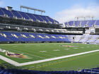 Baltimore Ravens vs Pittsburgh Steelers (2 Tickets) LL 107 Row 33 12/29/19