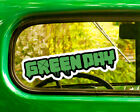 2 Green Day Decals Sticker Bogo For Car Window Bumper Laptop Free Shipping